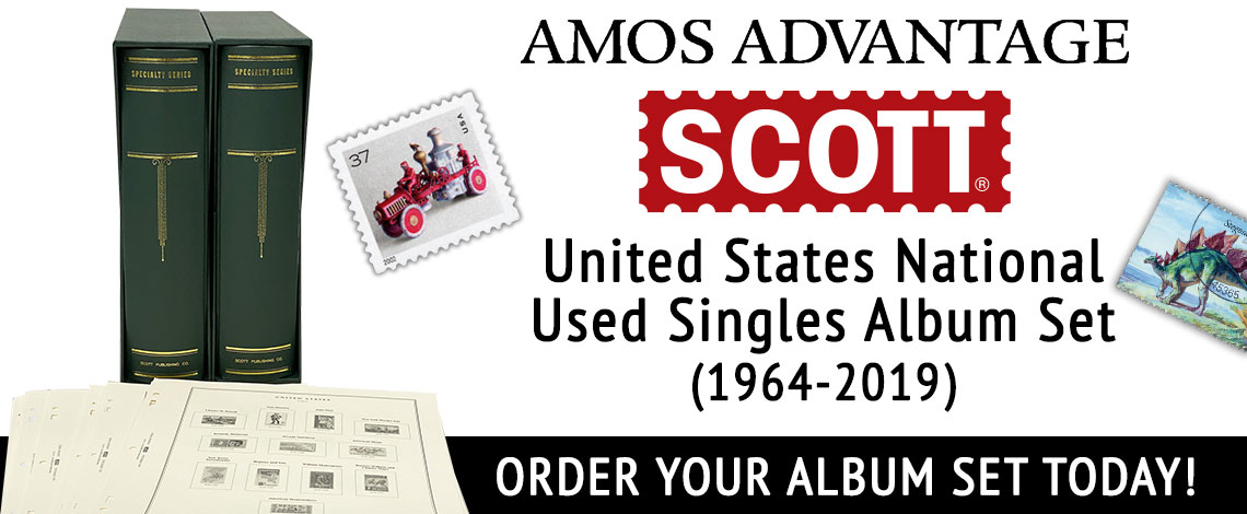 US Used Single Album Set