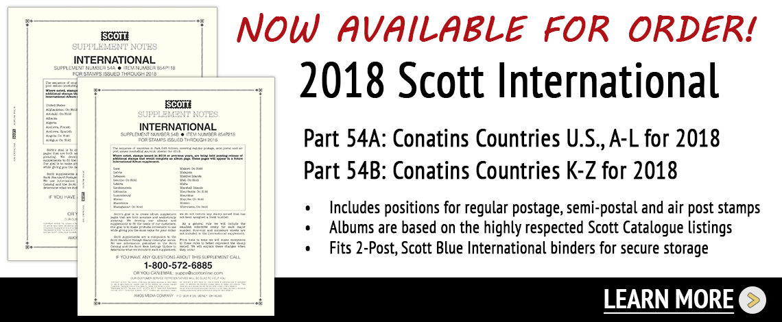 Scott International Album