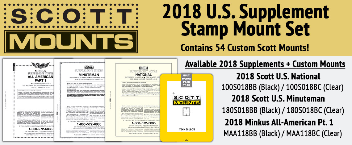 2018 Scott Mount Sets