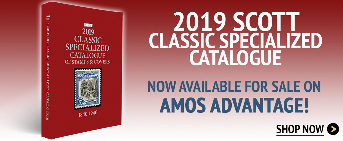 2019 Scott Classic Catalogue