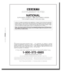 UNITED STATES NATIONAL 2009 (17 PAGES) #77