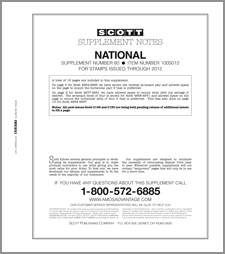 UNITED STATES NATIONAL 2012 (18 PAGES) #80