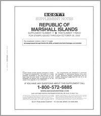 MARSHALL ISLANDS 2002 (15 PAGES) #17