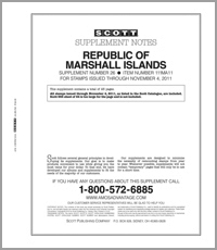 MARSHALL ISLANDS 2011 (24 PAGES) #26