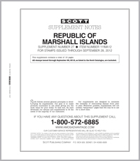MARSHALL ISLANDS 2012 (17 PAGES) #27