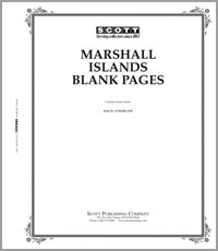 BLANK PAGES: MARSHALL ISLANDS (21 PAGES)