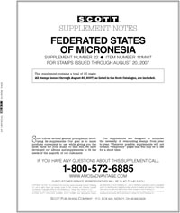 MICRONESIA 2007 (26 PAGES) #22