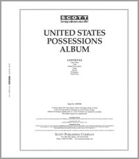UNITED STATES POSSESSIONS 1851-1978 (72 PAGES)
