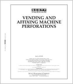 UNITED STATES VENDING & AFFIXING MACHINE 1906-1927 (44 PAGES)