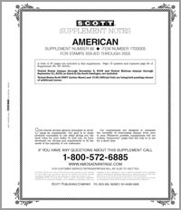 UNITED STATES AMERICAN 2005 (28 PAGES) #66