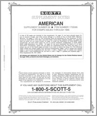 UNITED STATES AMERICAN 1995 (34 PAGES) #56