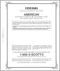 UNITED STATES AMERICAN 1997 (30 PAGES) #58