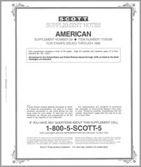 UNITED STATES AMERICAN 1998 (36 PAGES) #59