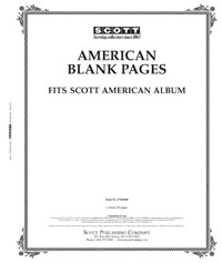 BLANK PAGES AMERICAN (20 PAGES)