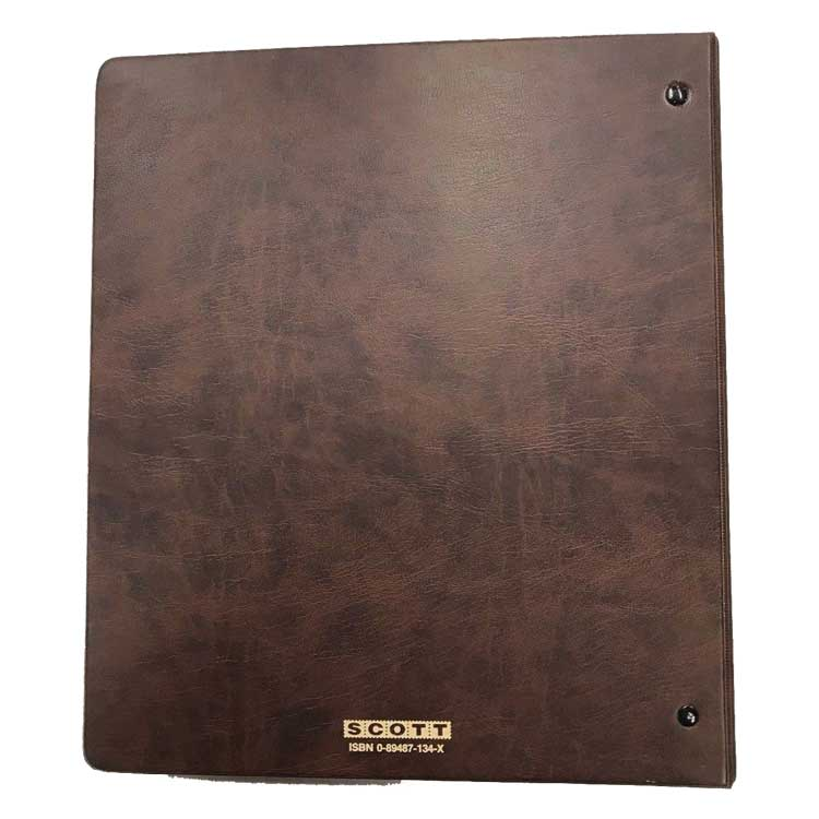 Scott US Pony Express Binder