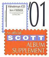 UNITED STATES MINUTEMAN 2001 (18 PAGES) #33