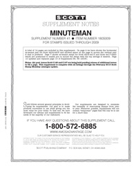 UNITED STATES MINUTEMAN 2009 (16 PAGES) #41