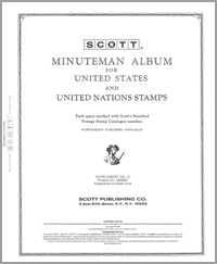 UNITED STATES MINUTEMAN 1981 #13 (16 PAGES)