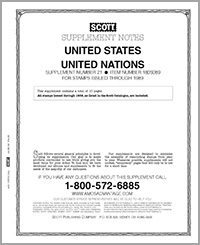 UNITED STATES MINUTEMAN 1989 #21 (11 PAGES)