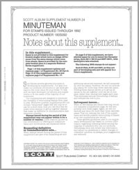 UNITED STATES MINUTEMAN 1992 (15 PAGES) #24