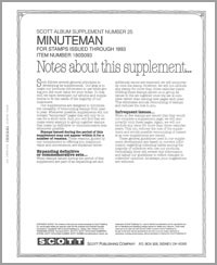 UNITED STATES MINUTEMAN 1993 (13 PAGES) #25
