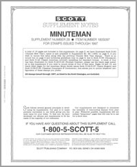 UNITED STATES MINUTEMAN 1997 (17 PAGES) #29