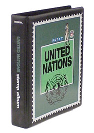 UNITED NATIONS MINUTEMAN 1951-1999 PAGES & BINDER