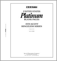 BLANK PAGES PLATINUM (10 PAGES)