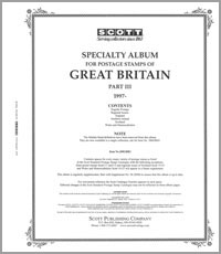 GREAT BRITAIN 1997-2003 (52 PAGES)