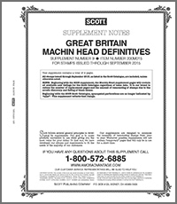 SCOTT: GREAT BRITAIN MACHINS 2015 (3 PAGES) #9
