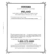 IRELAND 2001 (13 PAGES) #24