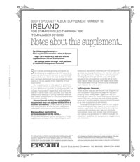 IRELAND 1993 (5 PAGES) #16