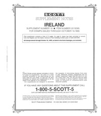 IRELAND 1995 (6 PAGES) #18