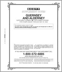 GUERNSEY & ALDERNEY 2006 (12 PAGES) #8
