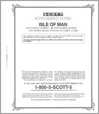 ISLE OF MAN 1999 (8 PAGES) #1