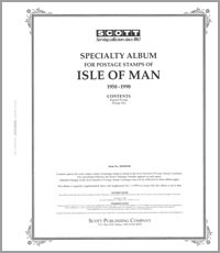 ISLE OF MAN 1958-1998 (94 PAGES)