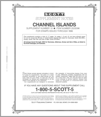 CHANNEL ISLANDS 1996 (18 PAGES) #19