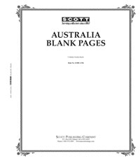 BLANK PAGES: AUSTRALIA (20 PAGES)