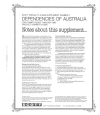 AUSTRALIA DEPENDENCIES 1990 (10 PAGES) #3