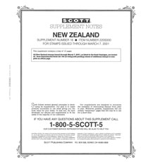 NEW ZEALAND 2000 (14 PAGES) #16