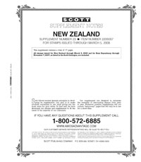 NEW ZEALAND 2007 (18 PAGES) #23