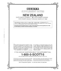 NEW ZEALAND 1995 (15 PAGES) #11