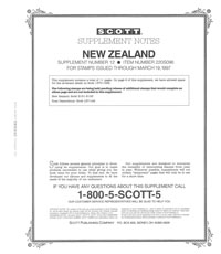 NEW ZEALAND 1996 (12 PAGES) #12