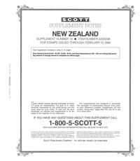 NEW ZEALAND 1998 (11 PAGES) #14