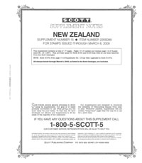 NEW ZEALAND 1999 (18 PAGES) #15