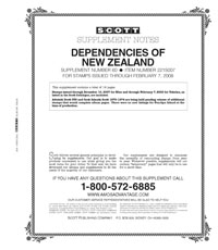 NEW ZEALAND DEPENDENCIES 2007 (20 PAGES) #60