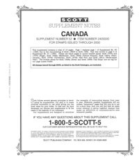 CANADA 2000 (20 PAGES) #52