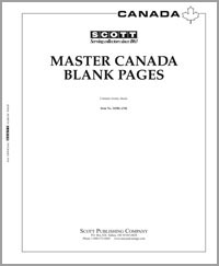 MASTER CANADA BLANK PAGES (20 PAGES)