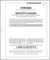 MASTER CANADA 1996 (10 PAGES) #22