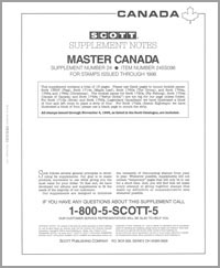MASTER CANADA 1998 (16 PAGES) #24